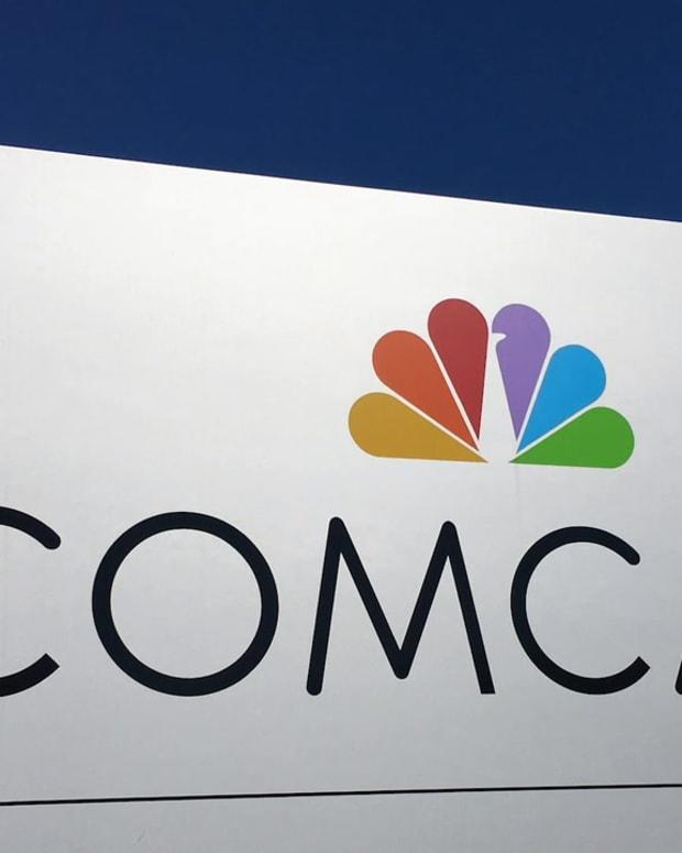 Comcast all time high