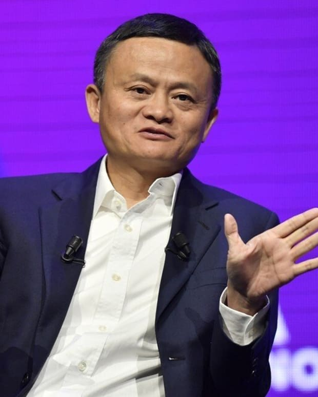 Jack Ma, China's richest man, controls about 50 per cent of the voting interest in Ant Group. Photo: EPA-EFE