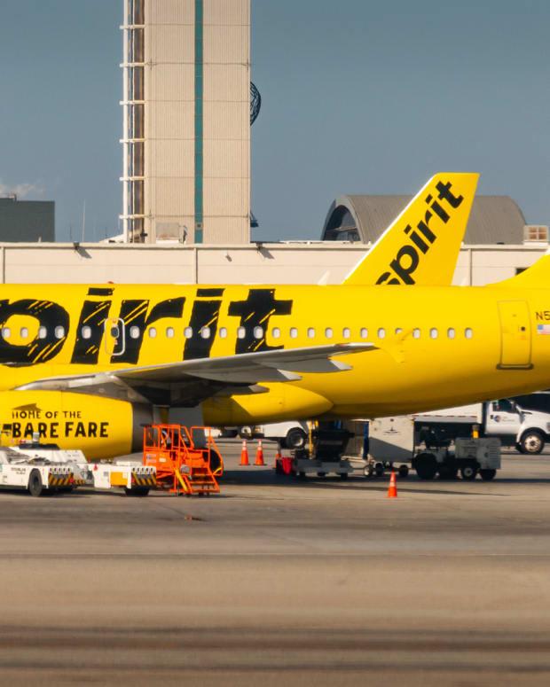 Spirit Airlines Lead