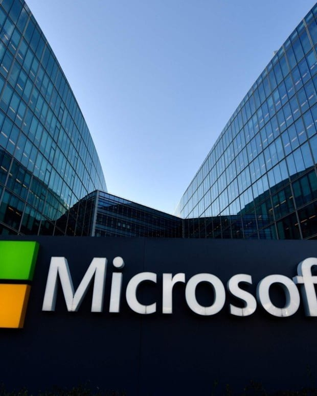 Microsoft is one of several tech firms pausing responses to Hong Kong data requests while it conducts a review of the new national security law. Photo: AFP