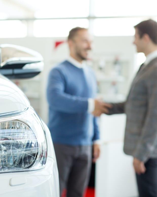 car dealer sh