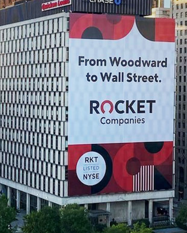 Rocket Companies IPO Lead