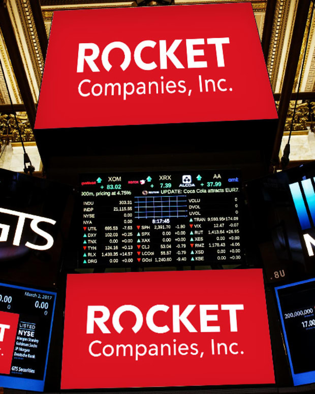 Rocket Companies Inc. Lead