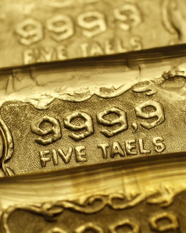 The price of gold in Hong Kong hit HK$19,247 per tael (US$2,483 for 37.9 grams) on Friday. Photo: Reuters