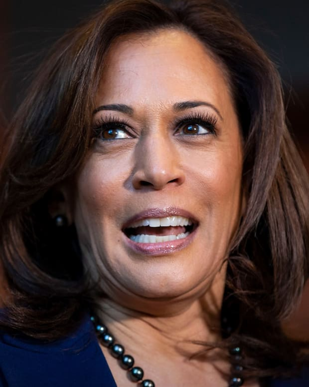 Kamala Harris Lead