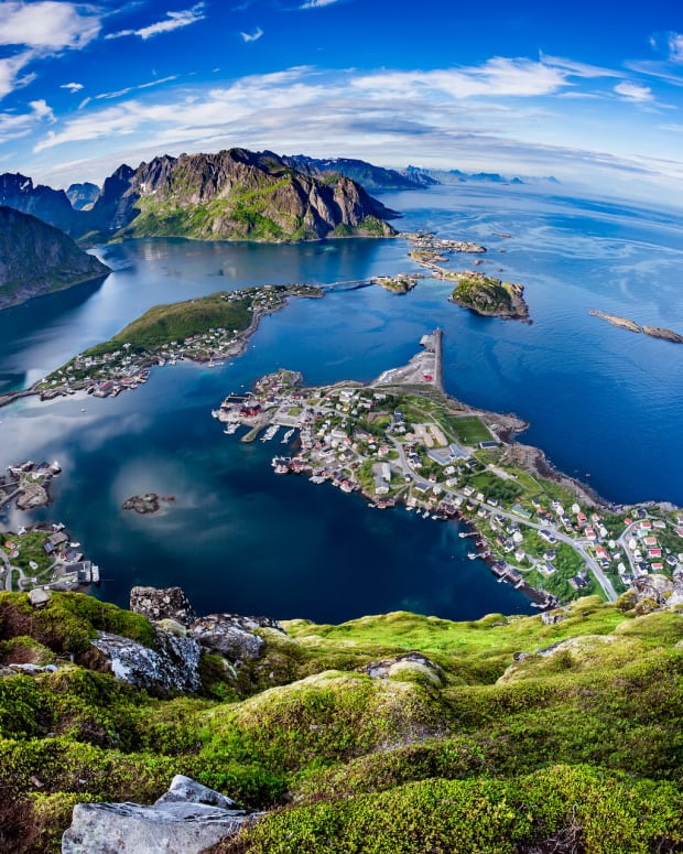 lofoten norway earth sh