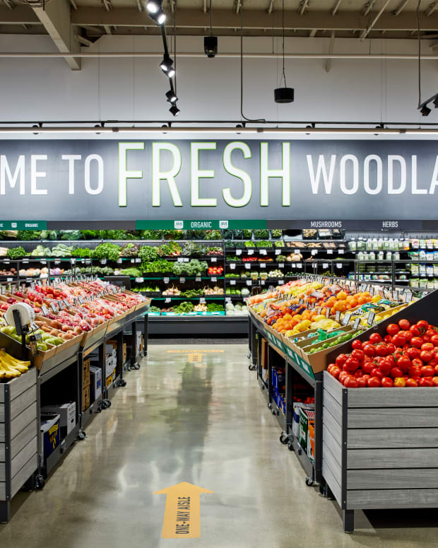 Amazon Fresh Woodland Hills