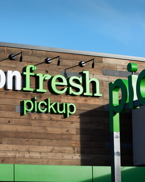 Amazon Fresh Lead