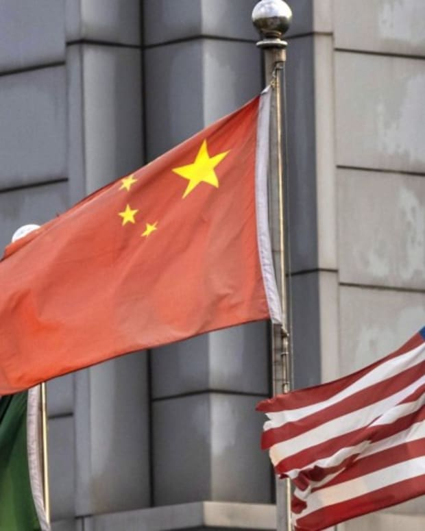 US Must Drop China Decoupling Threats And 'stop Burying Its Head In The Sand', Ex-Beijing Trade Officials Say