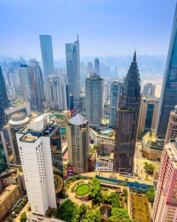 Southwest China's Chongqing municipality - one of the world's largest cities of more than 31 million people - covers an area only slightly smaller than the European nation of Austria.