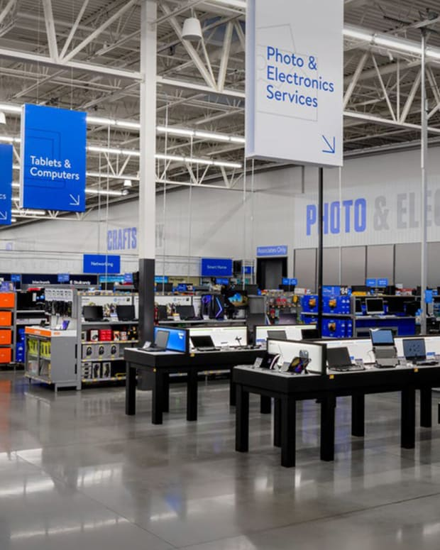 Walmart Digital Redesign Lead