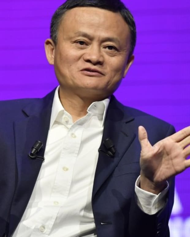 Jack Ma: China's Entrepreneurs Must Be Ready For A Globalised, Digitalised World