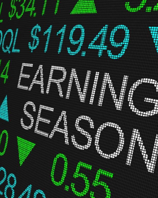 Earnings Season picture.