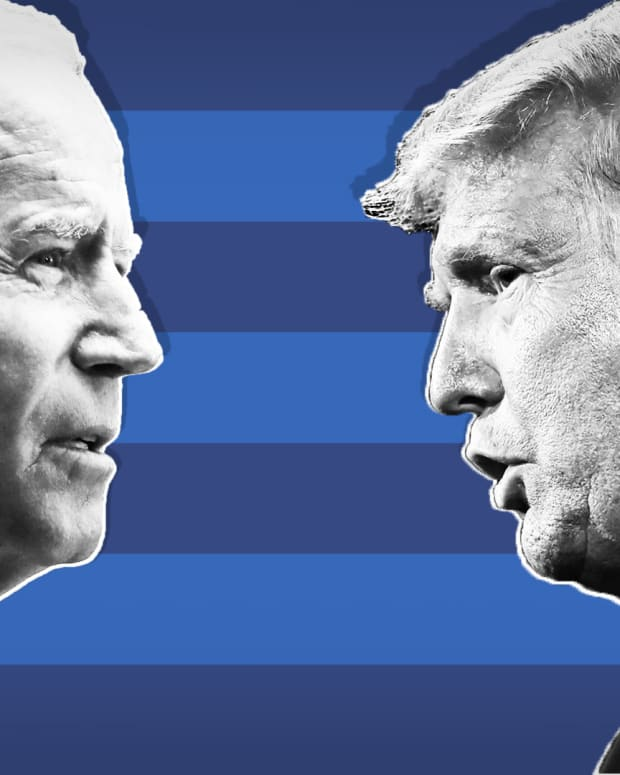 Trump Biden Lead
