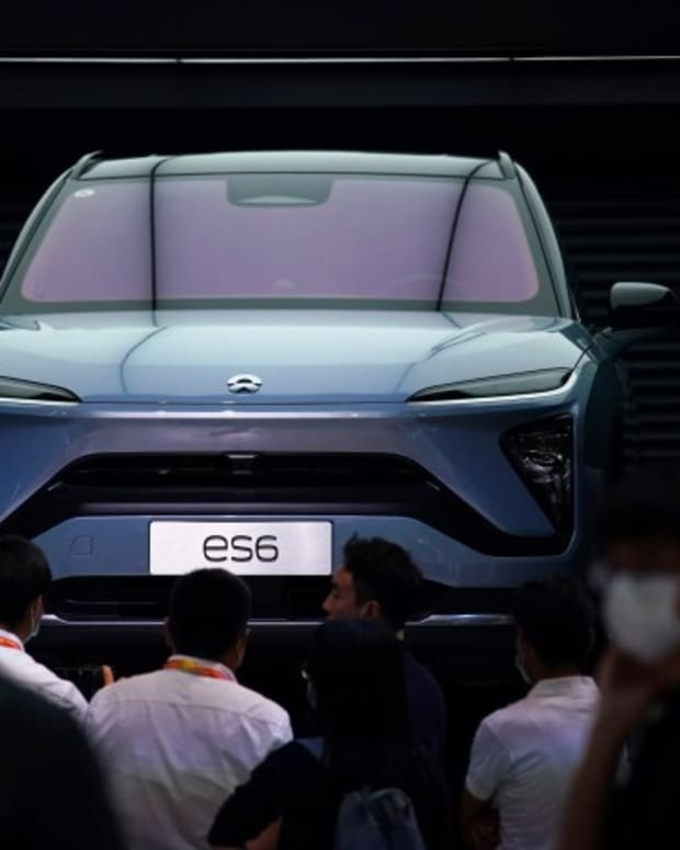 Chinese Electric-car Bellwether Marque Nio Narrows Gap With Tesla, In Sign Domestic Rivals Are Gaining Ground On US Giant