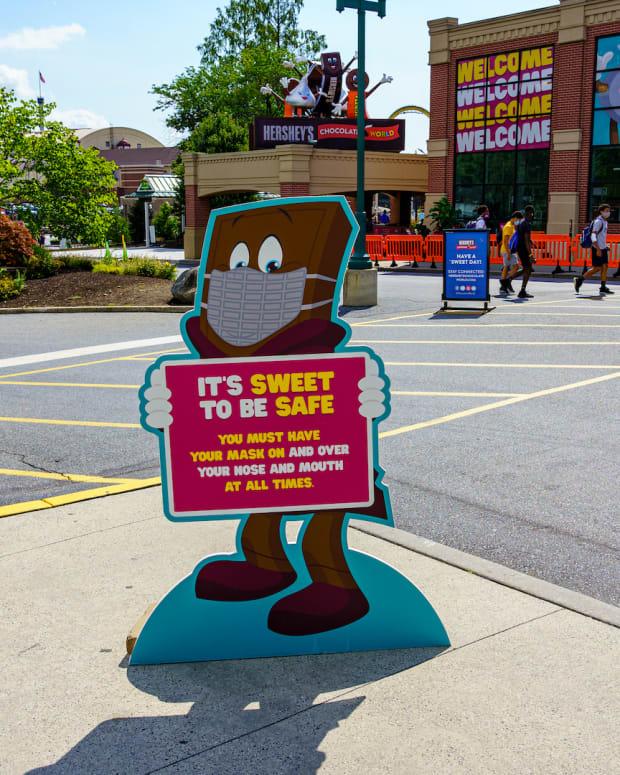 theme parks Hersheypark sh