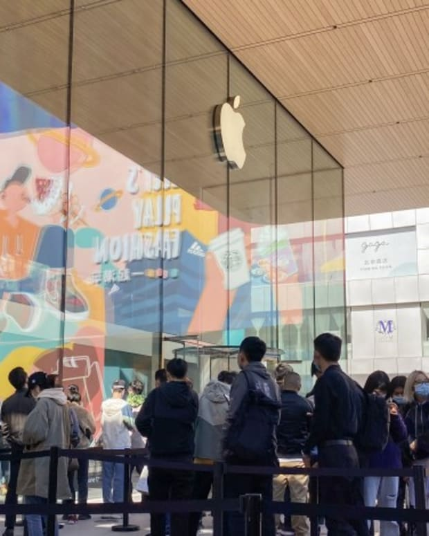 IPhone 12 Launches In China To Strong Demand Despite Stiff Competition For Apple In 5G Smartphones