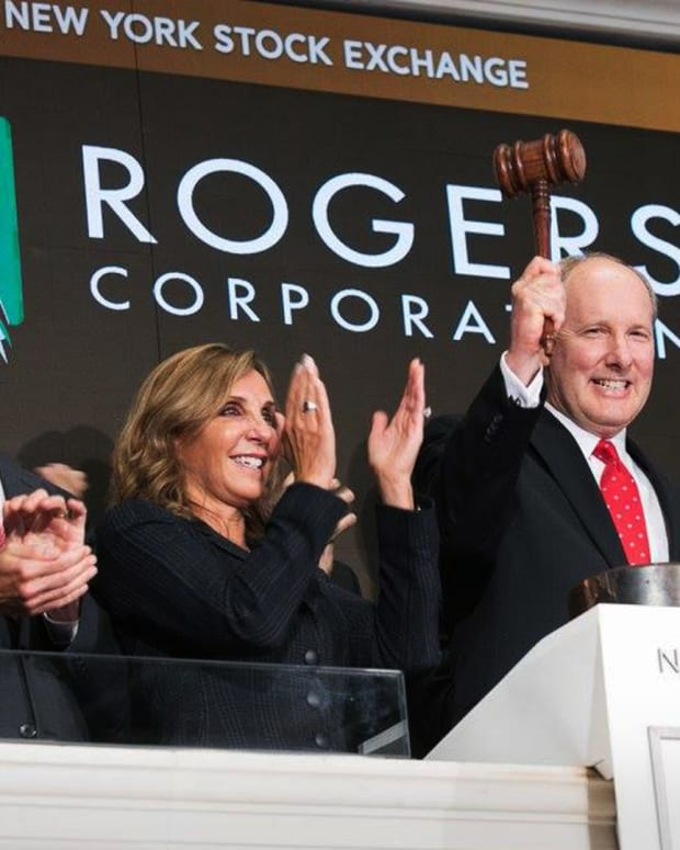 Rogers Corp Lead