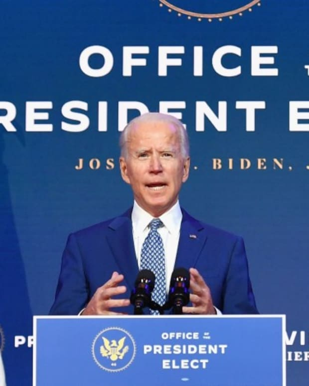 China-US Relations: How Will The Biden Effect Reshape Globalisation?