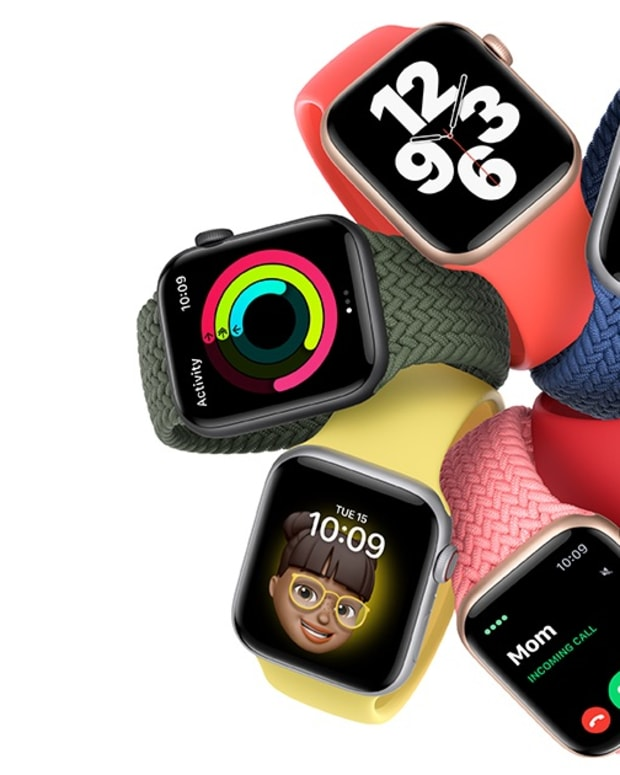 apple watch 2020