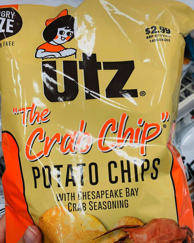 Utz Chips Lead