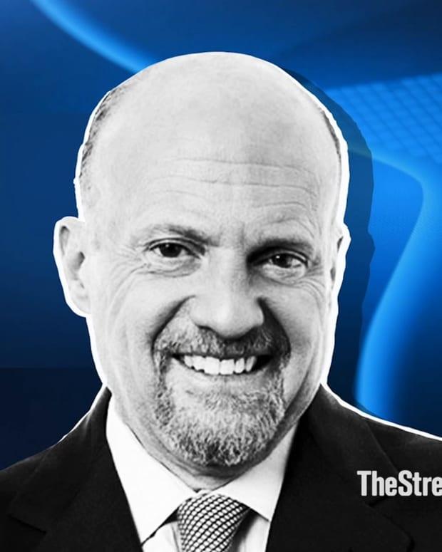 Jim Cramer Discusses the Markets In a Minute