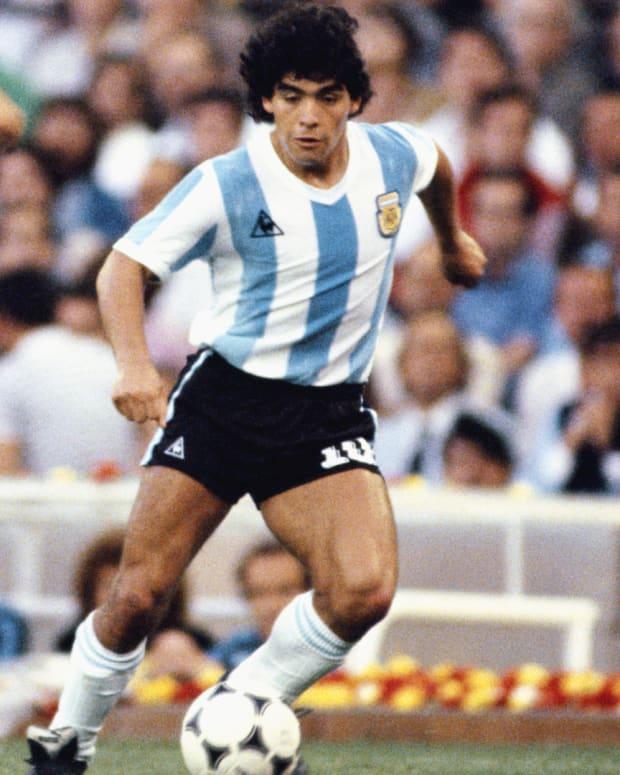 Diego Maradona Lead