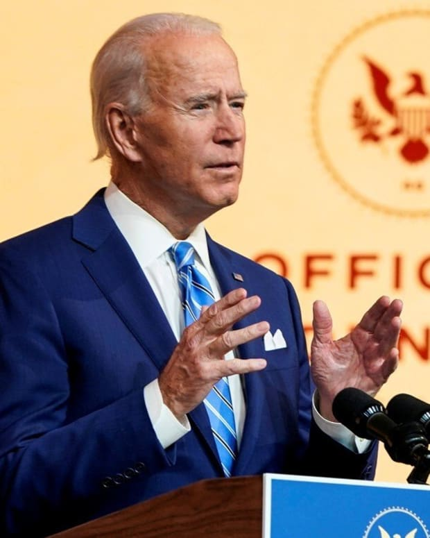 When US president-elect Joe Biden takes office, one analyst says that where China is concerned,