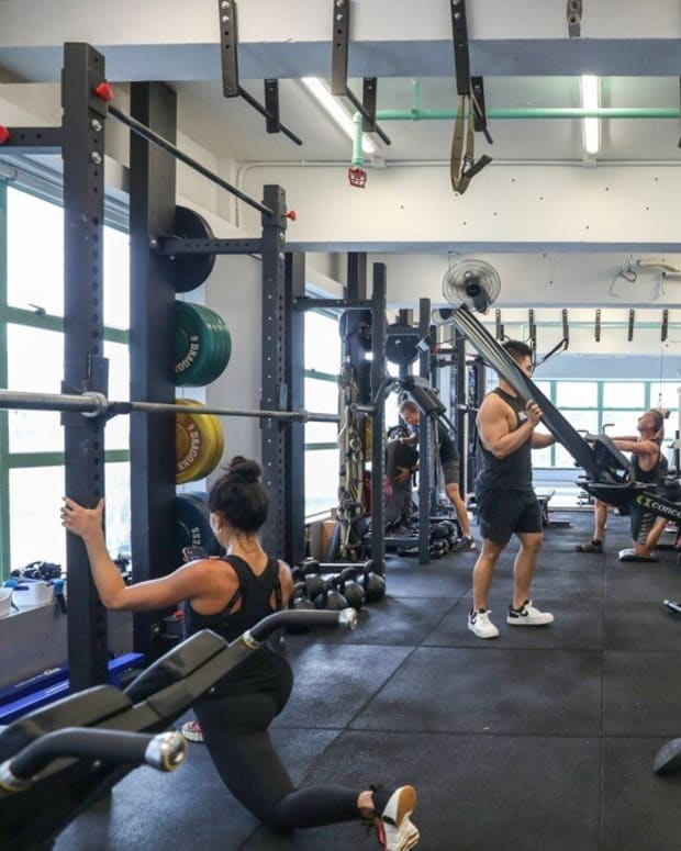 Gyms are having to close again as part of Hong Kong's fourth wave response. Photo: Xiaomei Chen