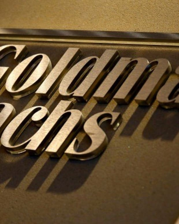 Goldman Sachs To Take 100 Per Cent Ownership Of China Joint Venture