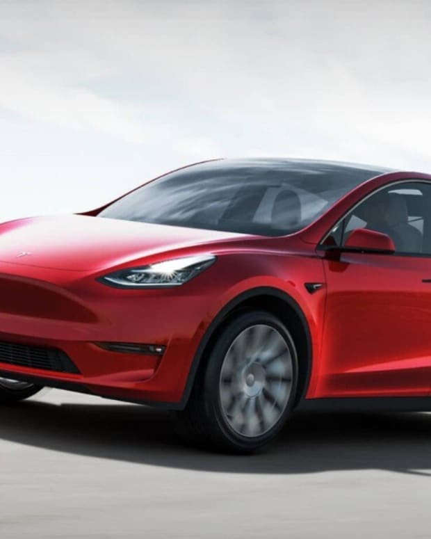 Tesla has slashed prices of its made-in-China Model Y. Photo: Handout