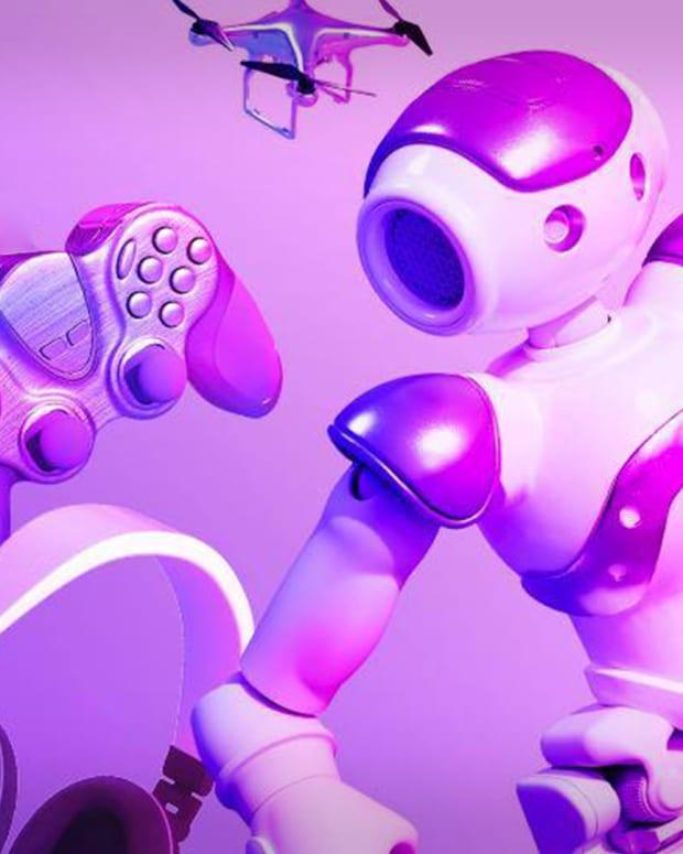 CES Robots Lead