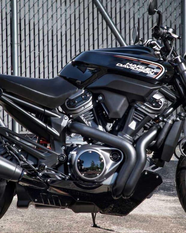 Harley Davidson 2021 Bikes Lead
