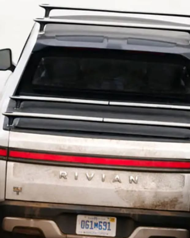 Rivian Truck EV Lead