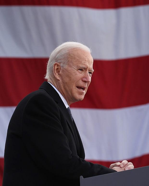 President Biden Inauguration Lead