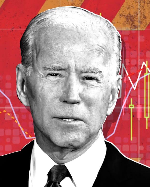 Biden Stocks Danger Lead