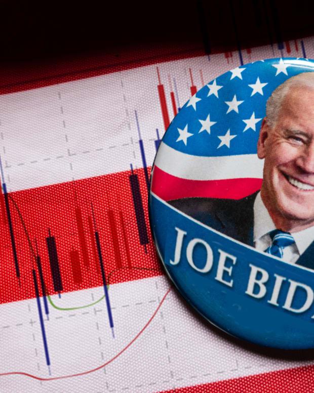 Joe Biden Stocks Lead