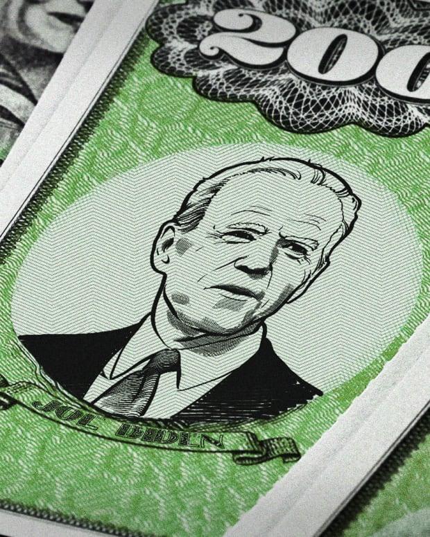 Joe Biden Bonds Lead