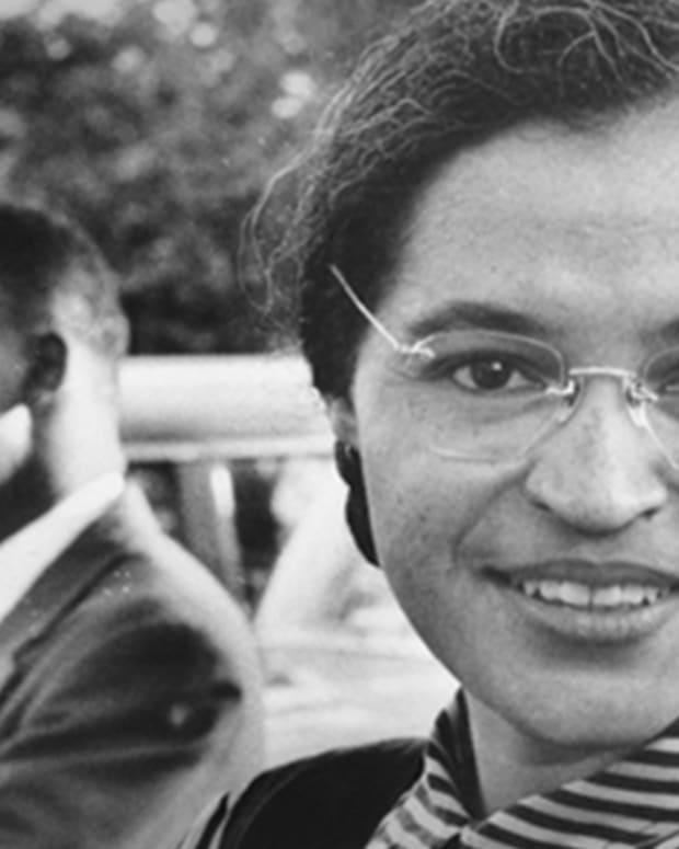 Rosa Parks Lead
