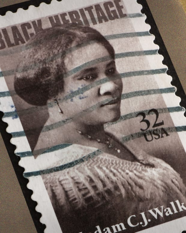 Madam C. J. Walker Lead