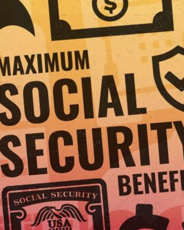 maximize social security benefit