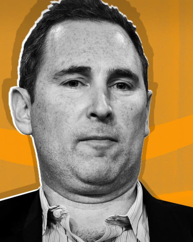 Andy Jassy Lead