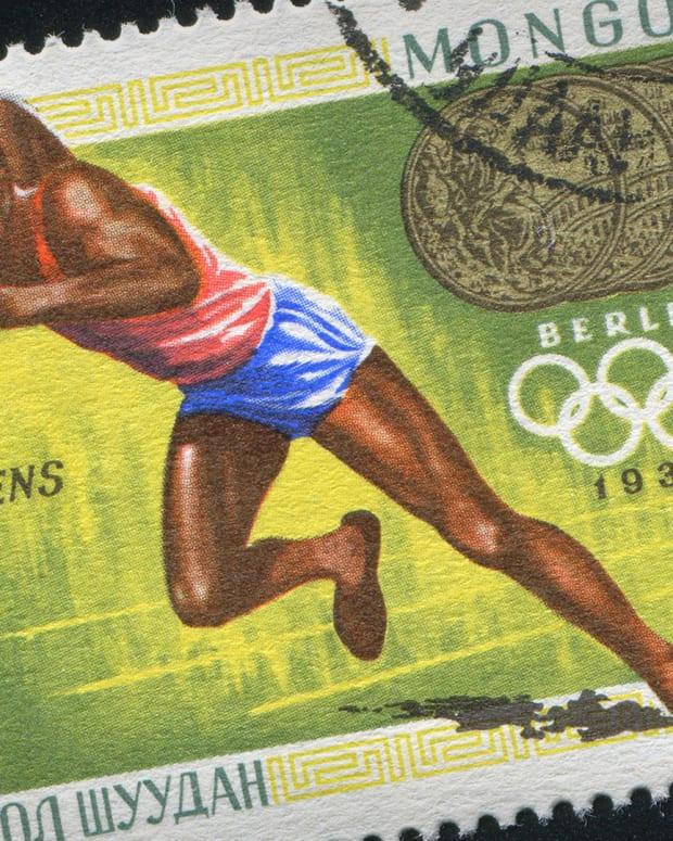 Jesse Owens Lead