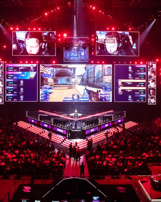 Esports Entertainment Lead