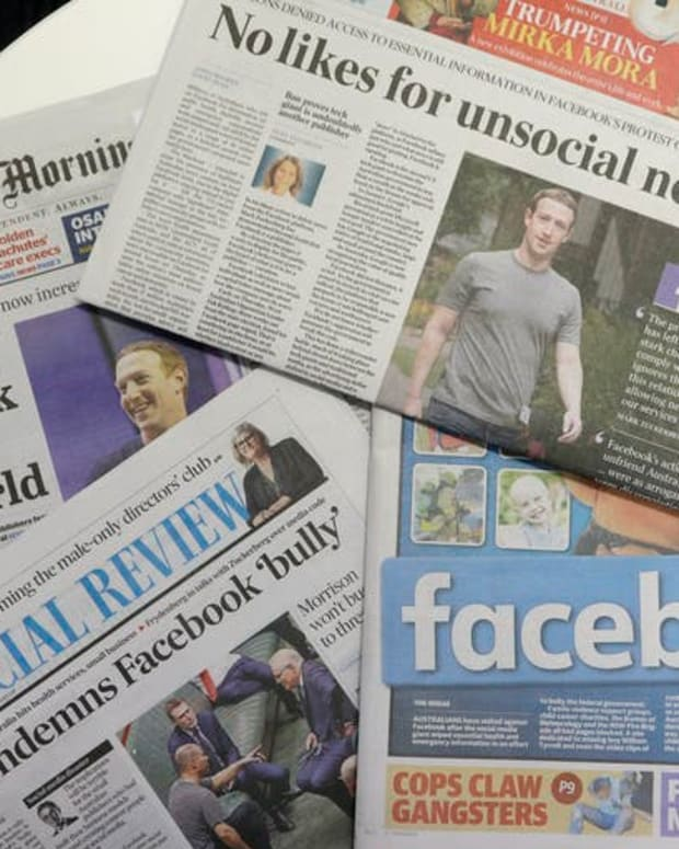 Facebook's decision to shut off sharing of Australian news made headlines across the nation.