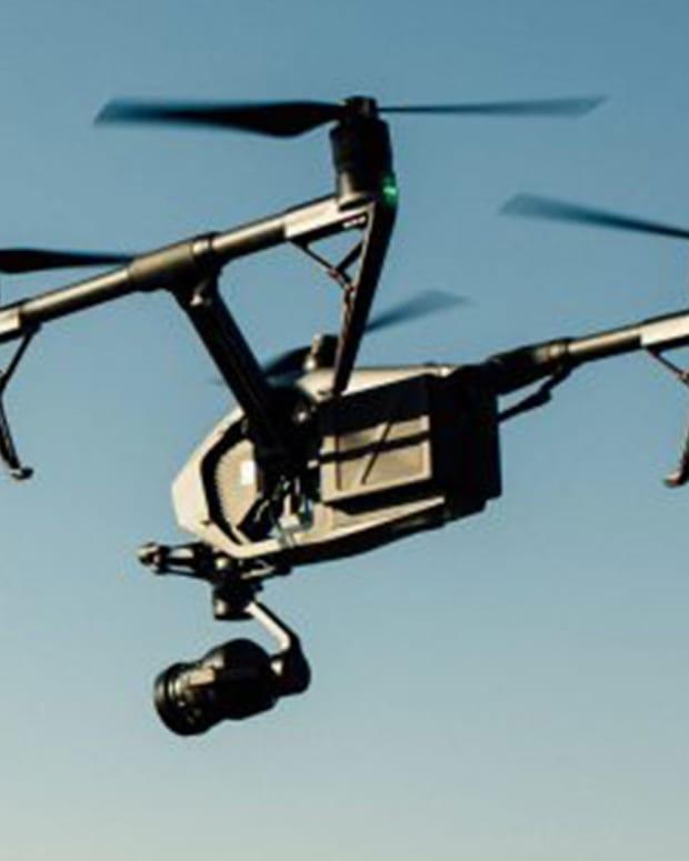 Dragonfly Drone Lead