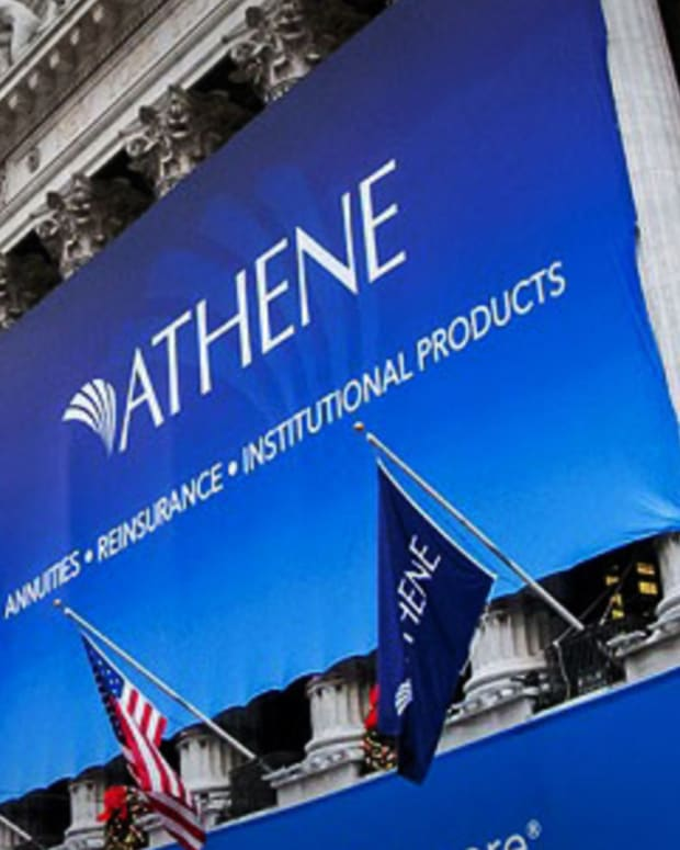 Athene Holding Lead
