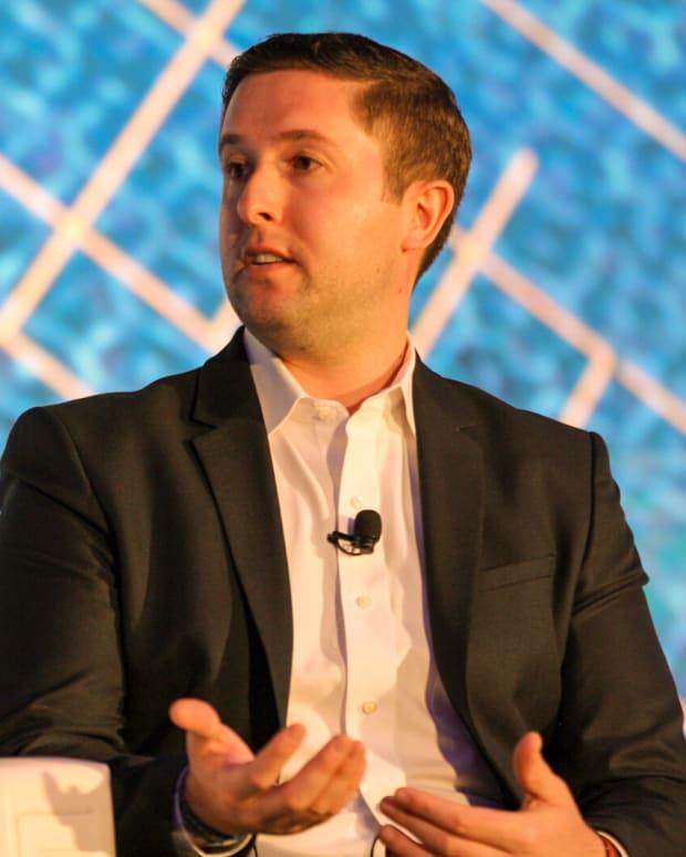 Michael Sonnenshein, Grayscale's CEO