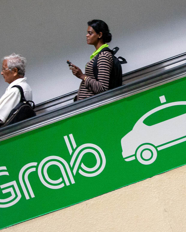 Grab Holdings Lead