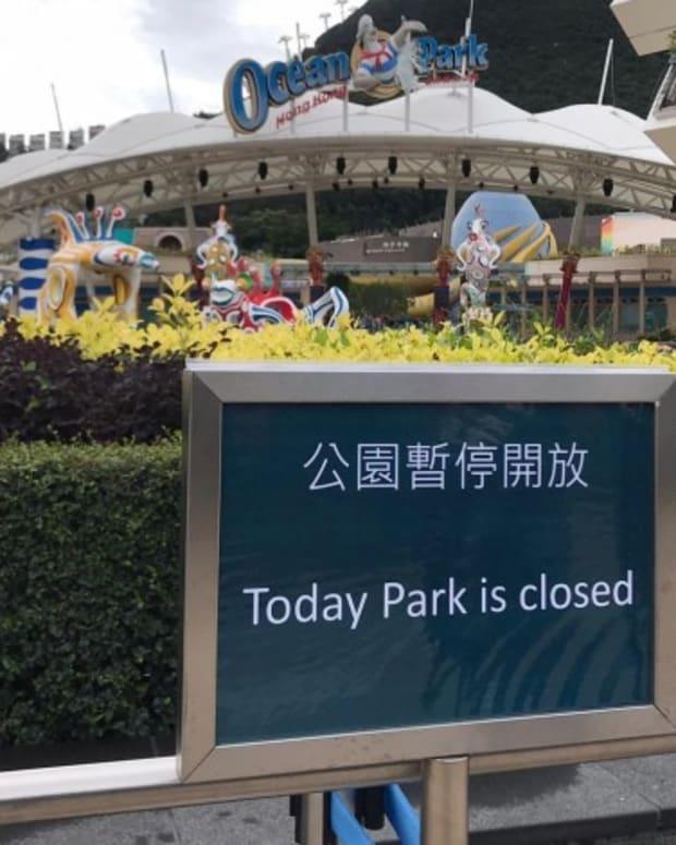 China Coronavirus Forces Temporary Closure Of Hong Kong Disneyland, Ocean Park For Indefinite Period